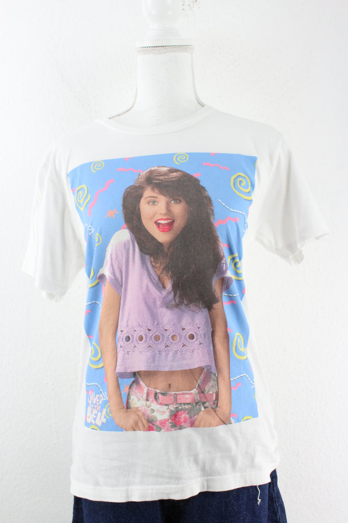 Vintage Saved by the Bell T-Shirt (S) - Vintage & Rags