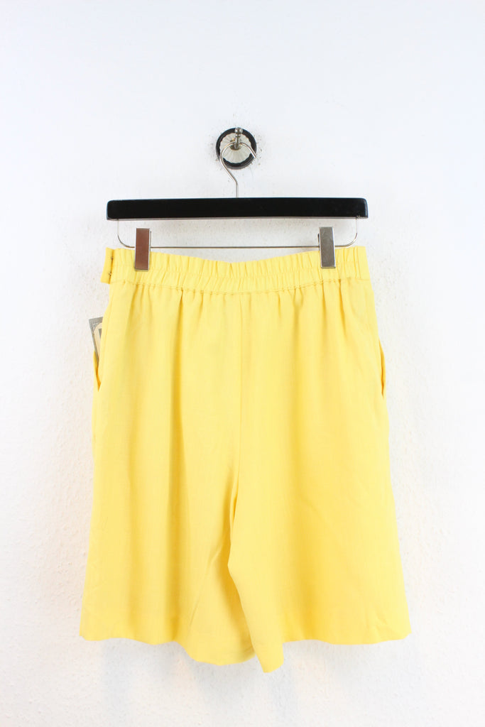 Vintage Yellow Short (M) - Vintage & Rags