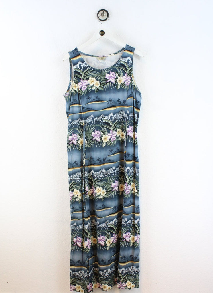 Vintage Teddi Dress (M) - Vintage & Rags