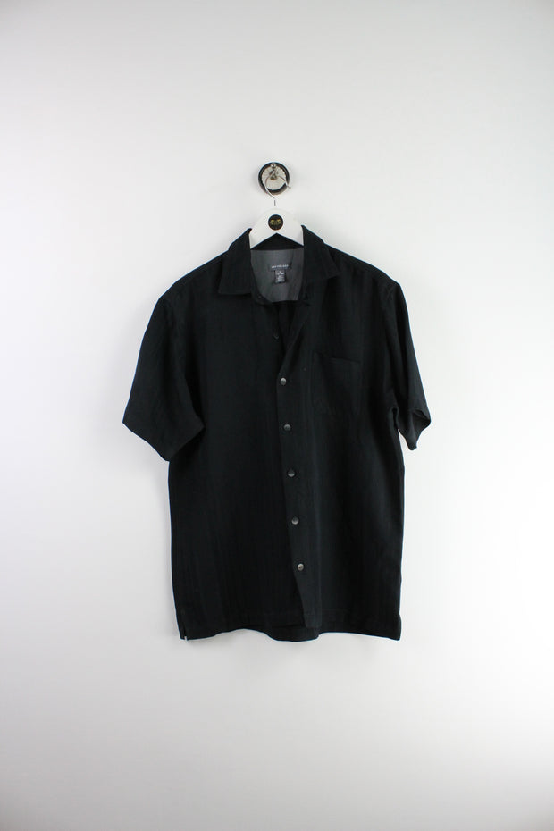 Vintage Leaves Party Shirt ( M ) - Vintage & Rags Online