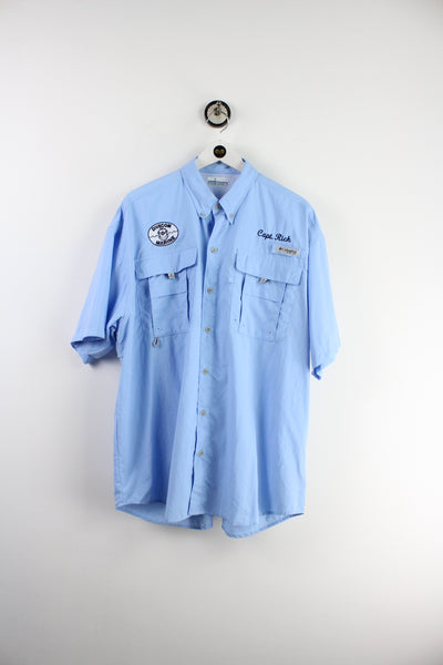 Vintage Flowers Party Shirt ( L ) - Vintage & Rags Online