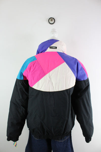 Vintage Nylon Windbreaker ( L )