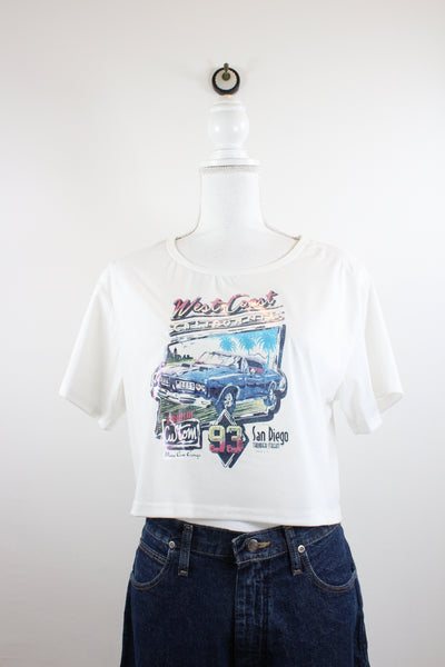 Vintage Party Shirt ( S ) - Vintage & Rags Online