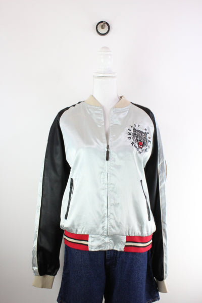 Vintage Holloway Clearwater Collegejacket (L)