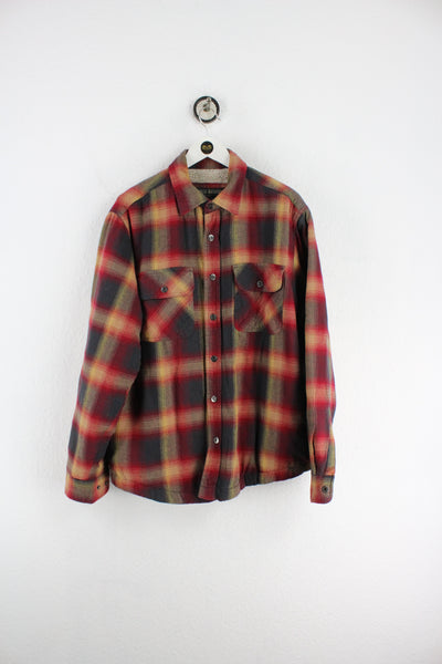 Vintage Grizzly Mountain Flanellshirt (L)