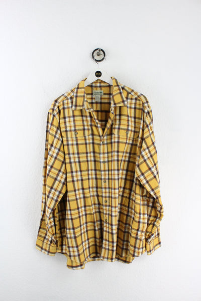 Vintage L.L. Bean Flannel Shirt (XL)