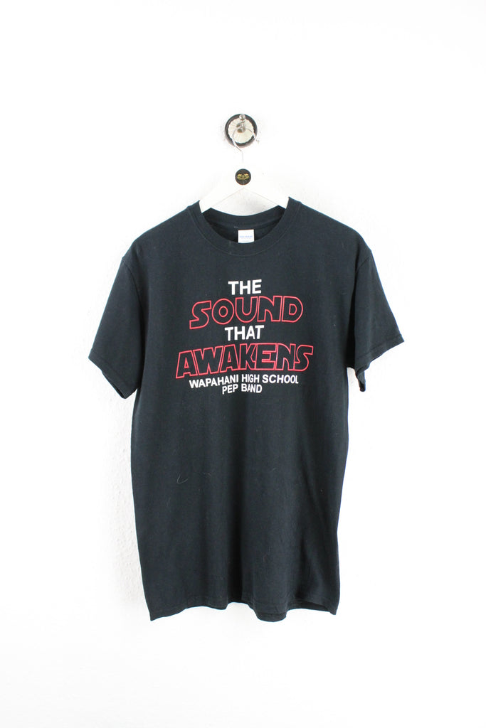 Vintage The Sound That Awakens T-Shirt (M) - Vintage & Rags Online