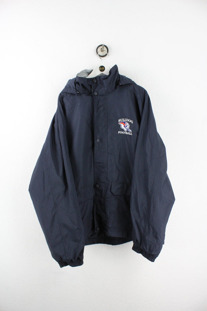 Vintage Bulldog Football Jacket (XL) - Vintage & Rags Online