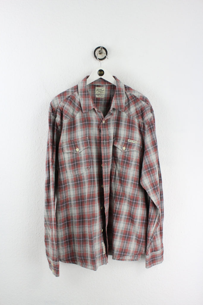 Vintage Lucky Brand Flannel Shirt (XXL) - Vintage & Rags Online