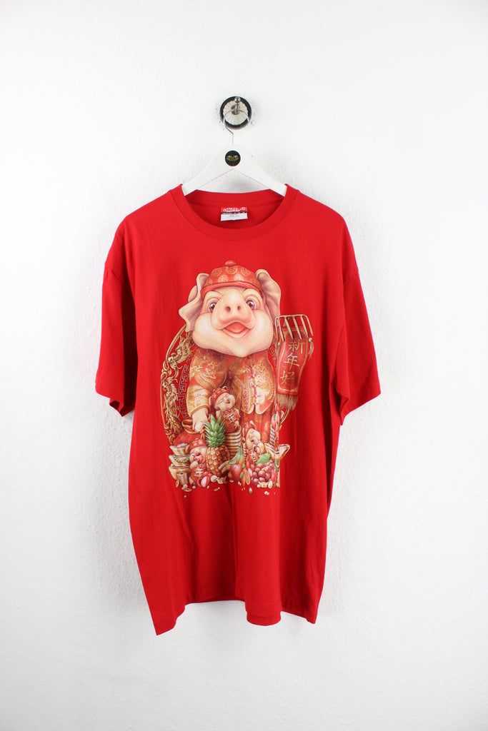 Vintage Jay&Cherry T-Shirt (XL) - Vintage & Rags Online