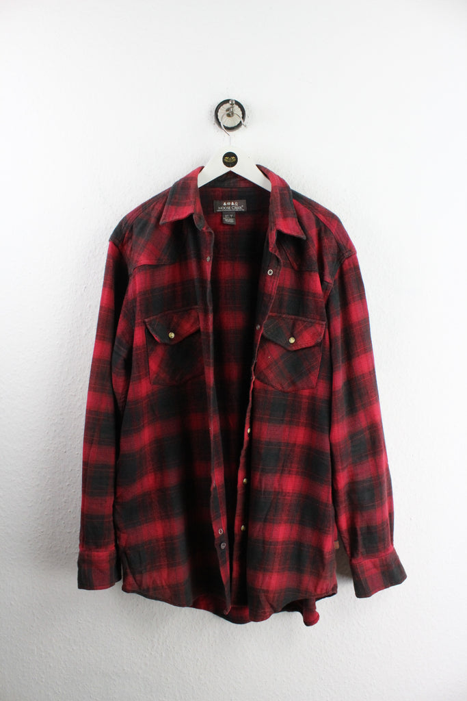 Vintage Moose Creek Flannel Shirt (XL) - Vintage & Rags Online