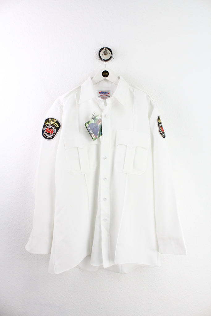 Vintage IPC Private Security Shirt (XL) - Vintage & Rags