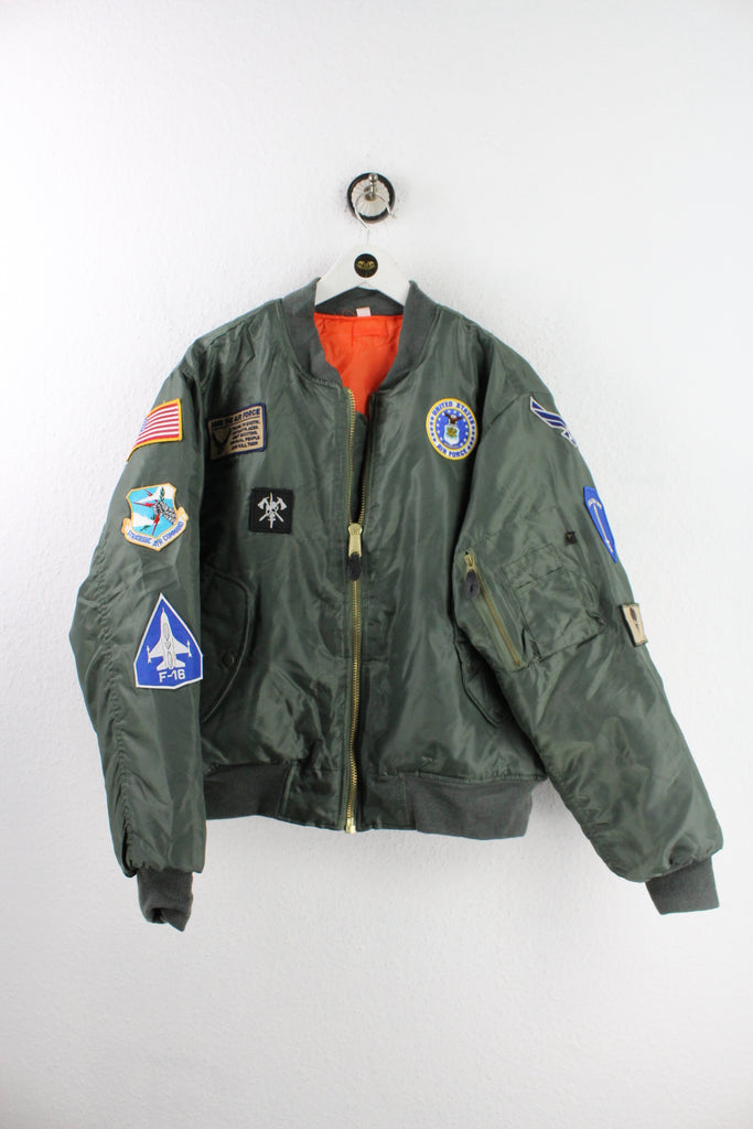 Vintage United States Air Force Bomber Jacket (M) - Vintage & Rags