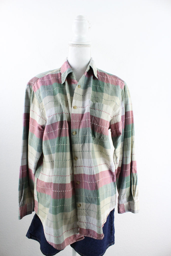 Vintage Dress Barn Shirt (M) - Vintage & Rags Online