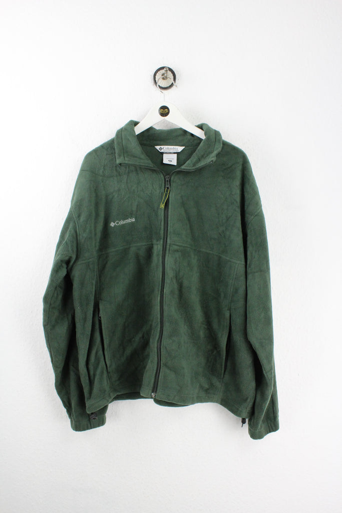 Vintage Fleece Columbia Jacket (XL) - Vintage & Rags Online
