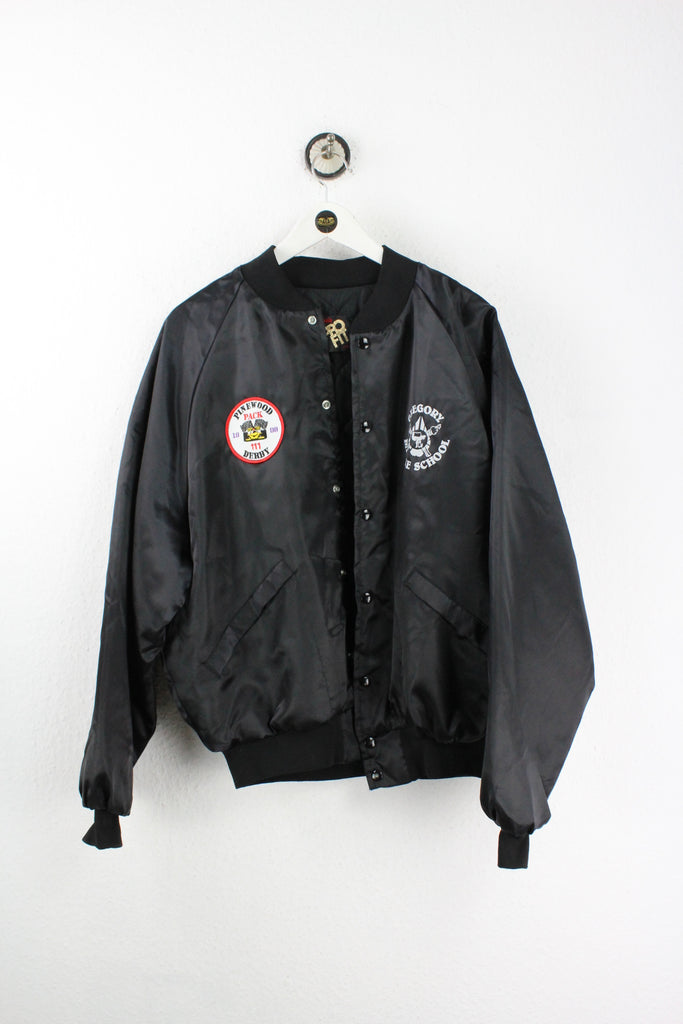 Vintage Gregory Middle School College Jacket (L) - Vintage & Rags Online