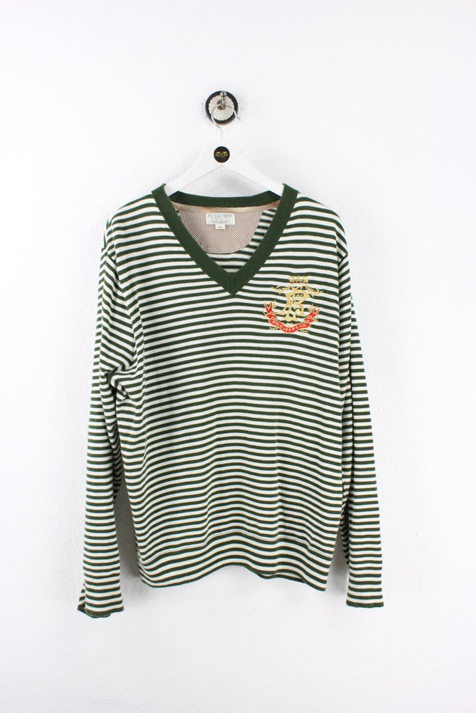 Vintage Polo Jeans Pullover (XL) - Vintage & Rags Online