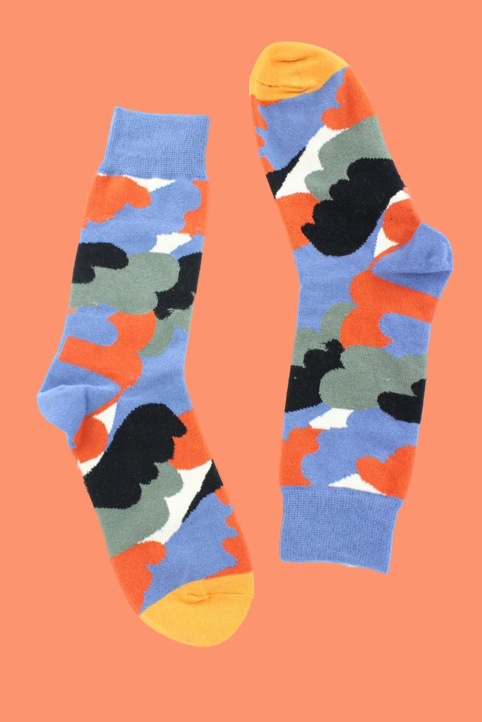 """The Military"" Socks - Vintage & Rags"