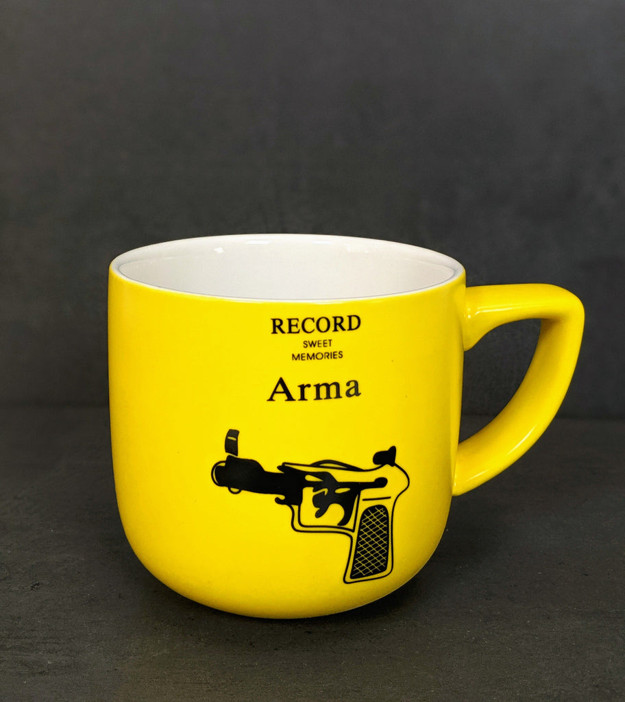 The retro arma Cup (400ml) - Vintage & Rags