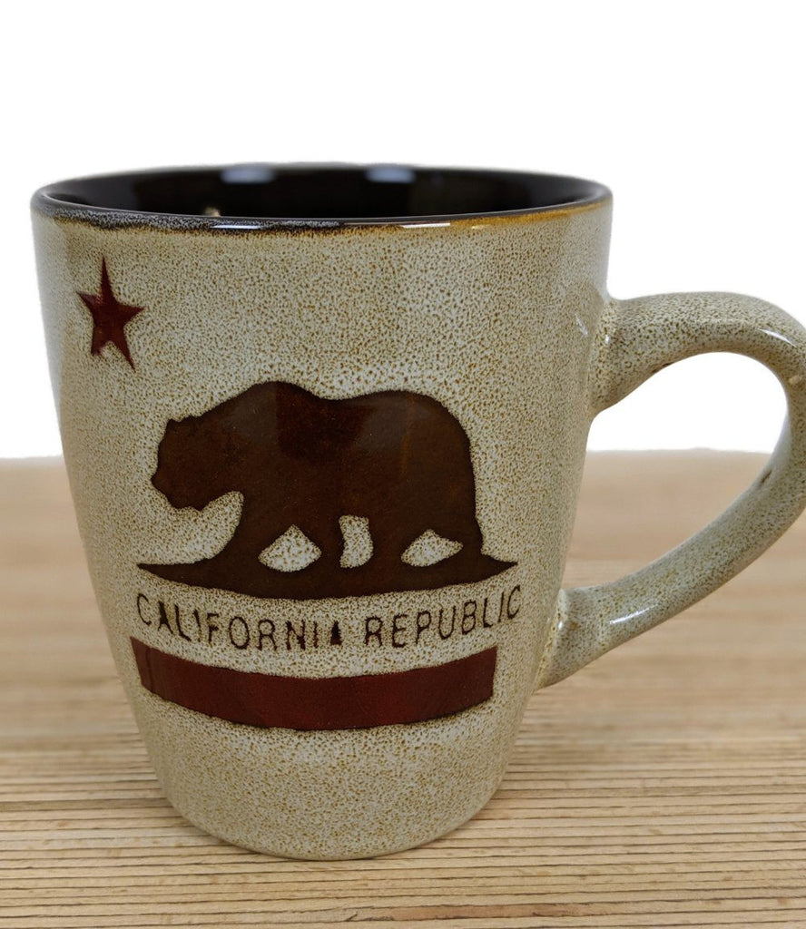 The Retro Californian Cup (400ml) - Vintage & Rags