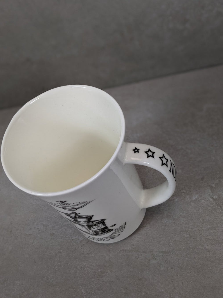 The Retro Coffee Mug (400ml) Vintage & Rags Online