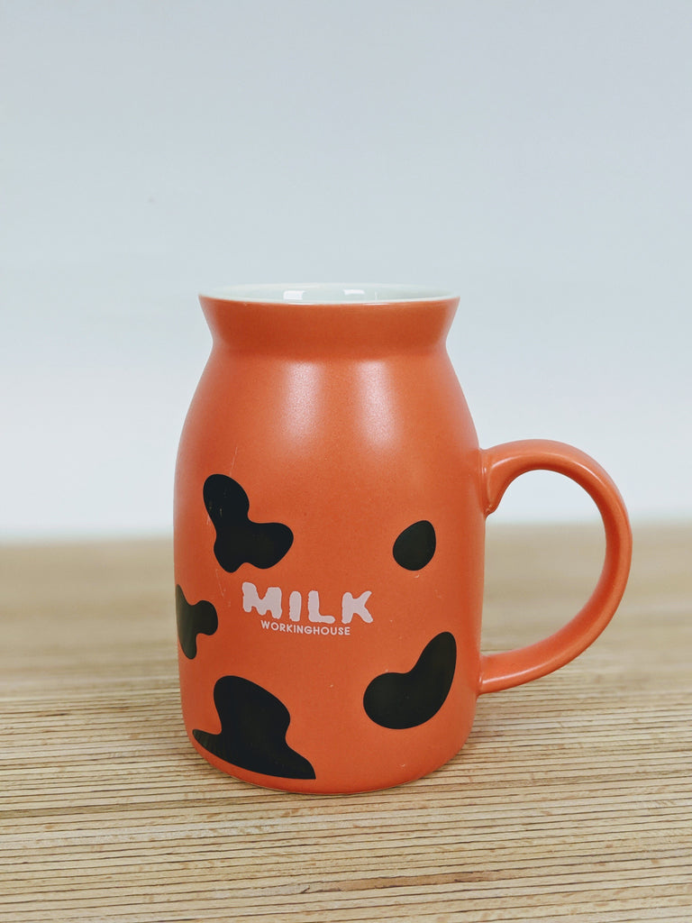 The Retro Milk Cup (350ml) - Vintage & Rags