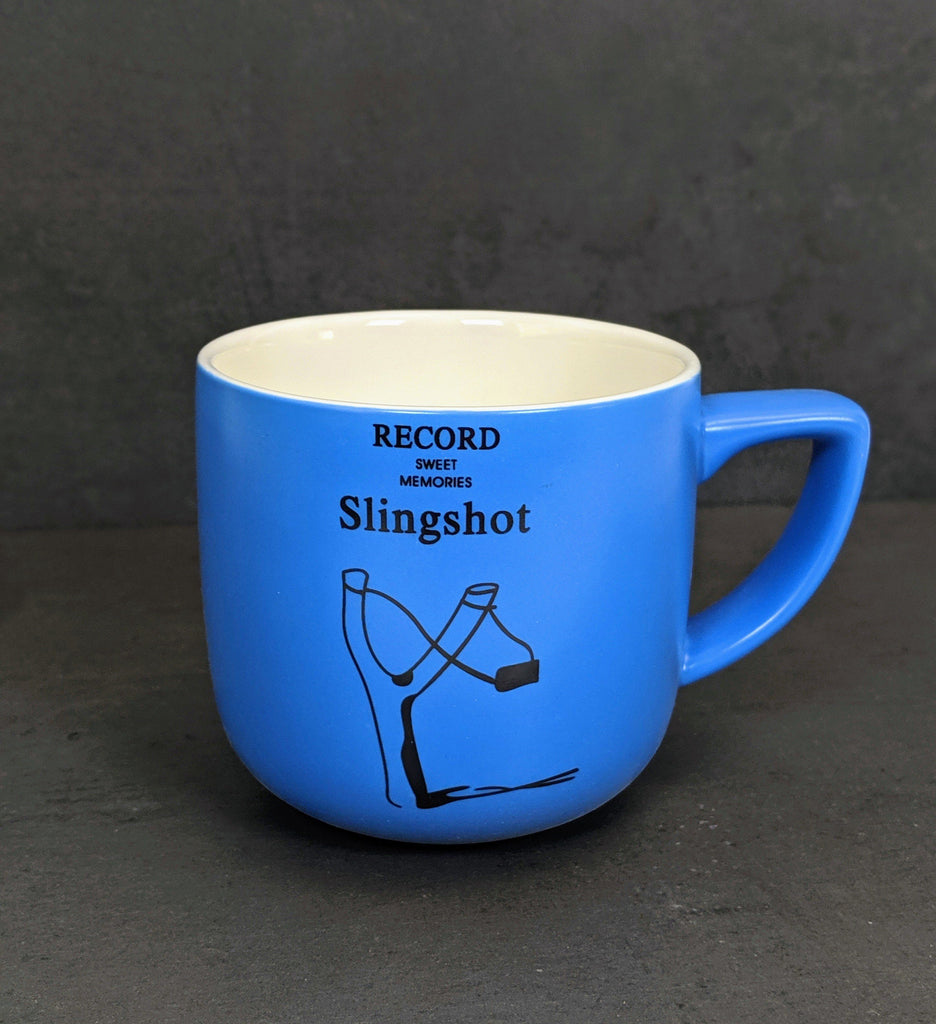 The Retro Slingshot Cup (400ml) - Vintage & Rags