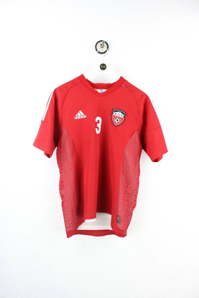 Vintage Adidas Soccer Jersey ( S ) - Vintage & Rags