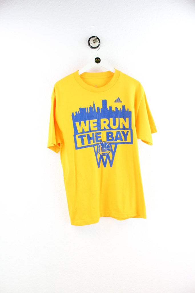 Vintage Adidas We run the Bay T-Shirt ( M ) - Vintage & Rags
