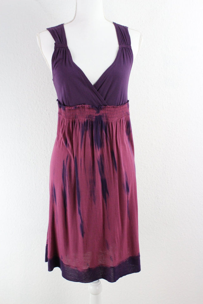 Vintage Calvin Klein Purple Dress (S) Vintage & Rags