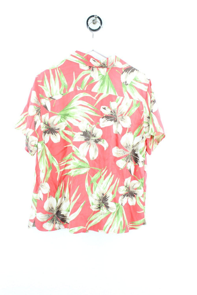 Vintage Flowers Party Shirt ( L ) - Vintage & Rags