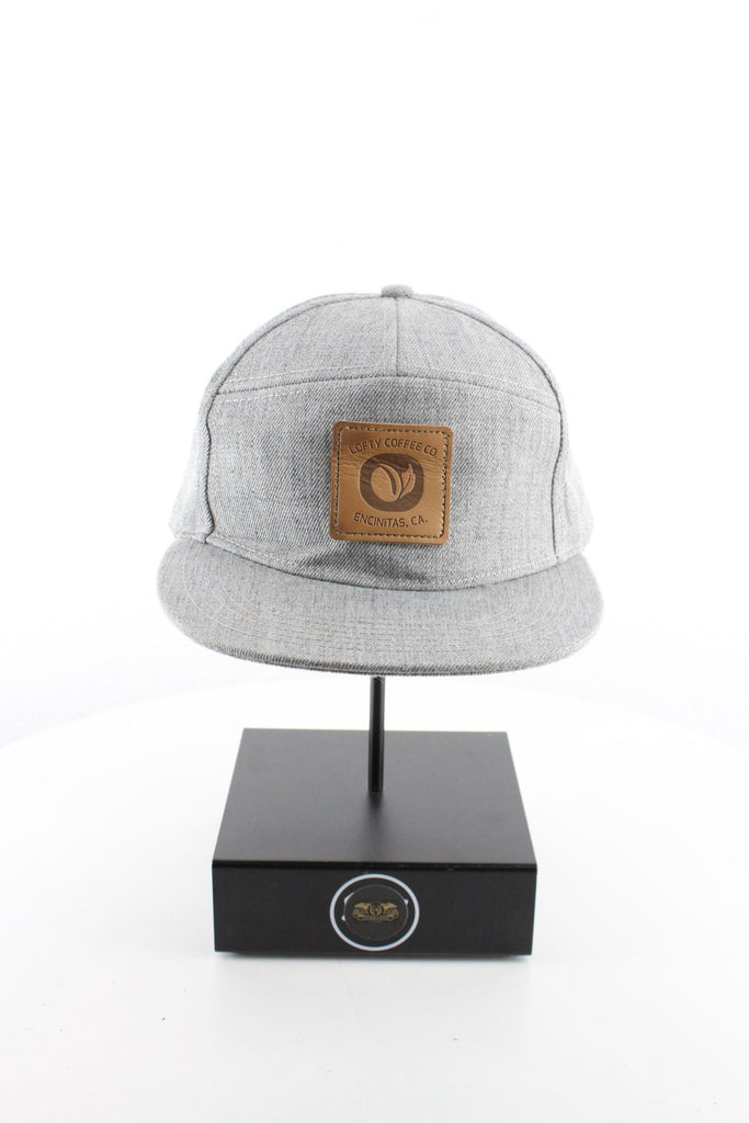 Vintage Grey Coffee Cap (L/XL) Vintage & Rags