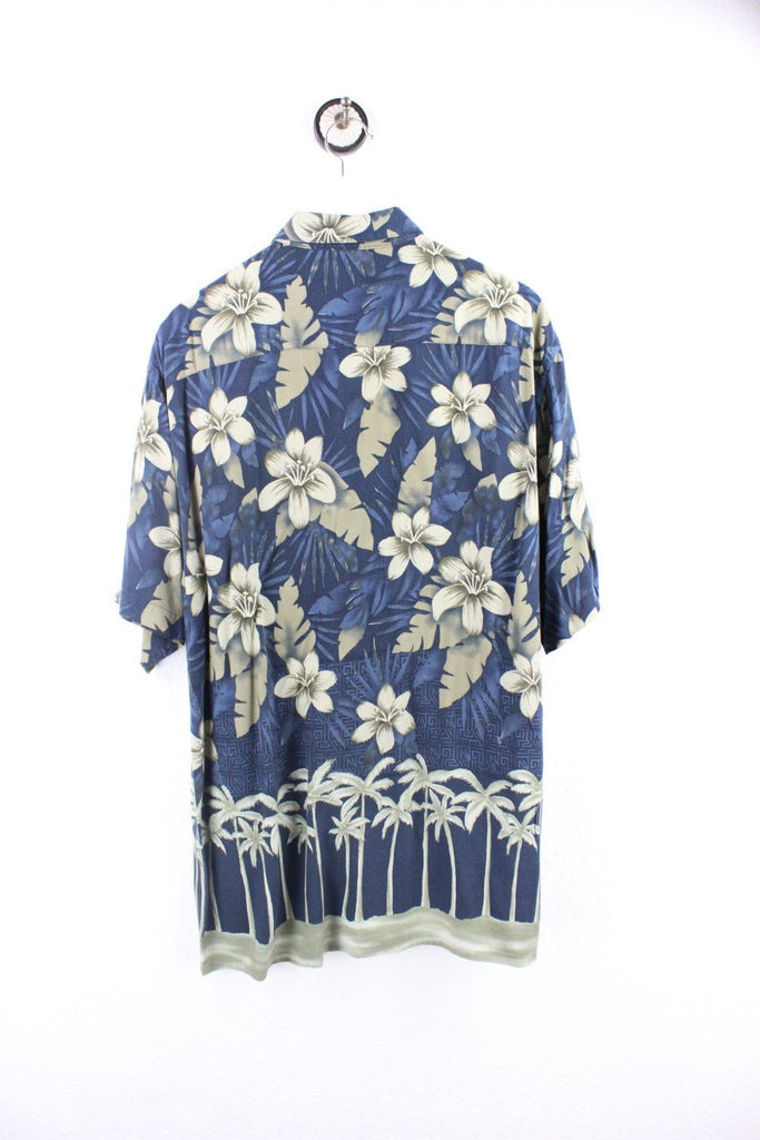 Vintage Leaves Party Shirt ( M ) Vintage & Rags Online