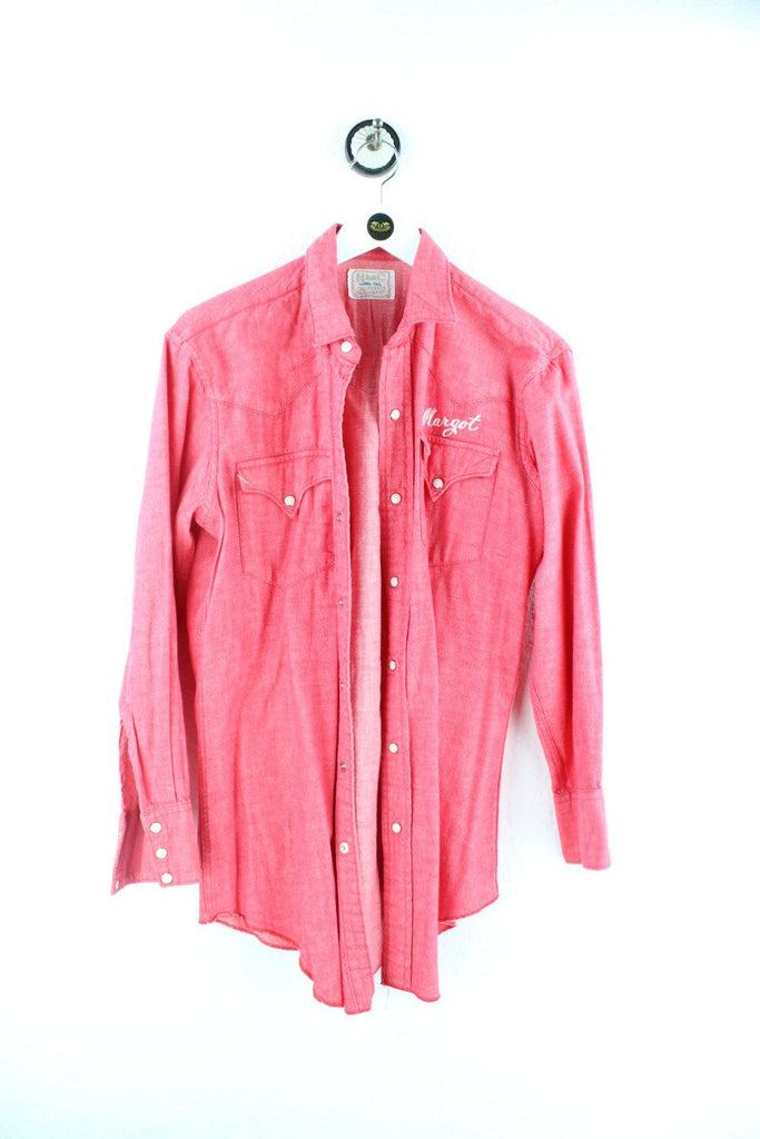 Vintage Margot Pink Party Shirt ( XL ) - Vintage & Rags