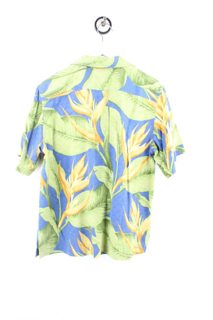 Vintage Nature Leaves Party Shirt ( M ) Vintage & Rags Online