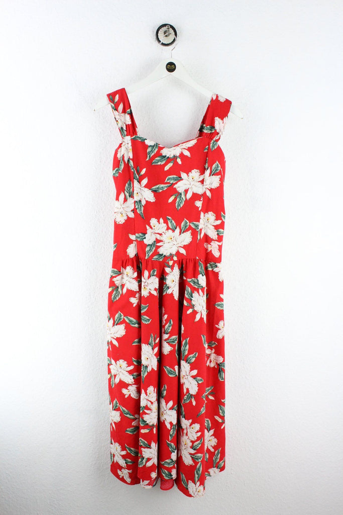 Vintage Red Hawaii Dress (L) Vintage & Rags