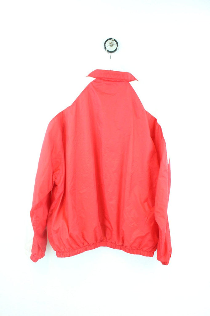 Vintage Red Nylon Jacket ( XL ) - Vintage & Rags