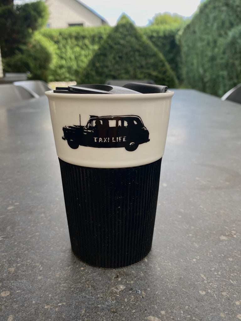 Vintage Taxi Life Cup Vintage & Rags