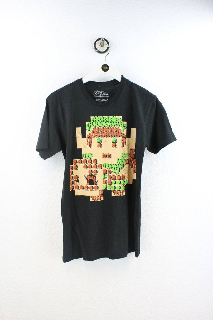 Vintage The Legend of Zelda 8-Bit Print T-Shirt ( S ) - Vintage & Rags