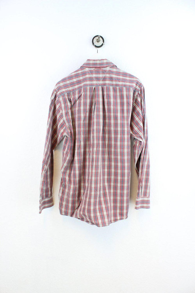 Vintage Tommy Hilfiger Caro Shirt ( S ) Yeeco KG