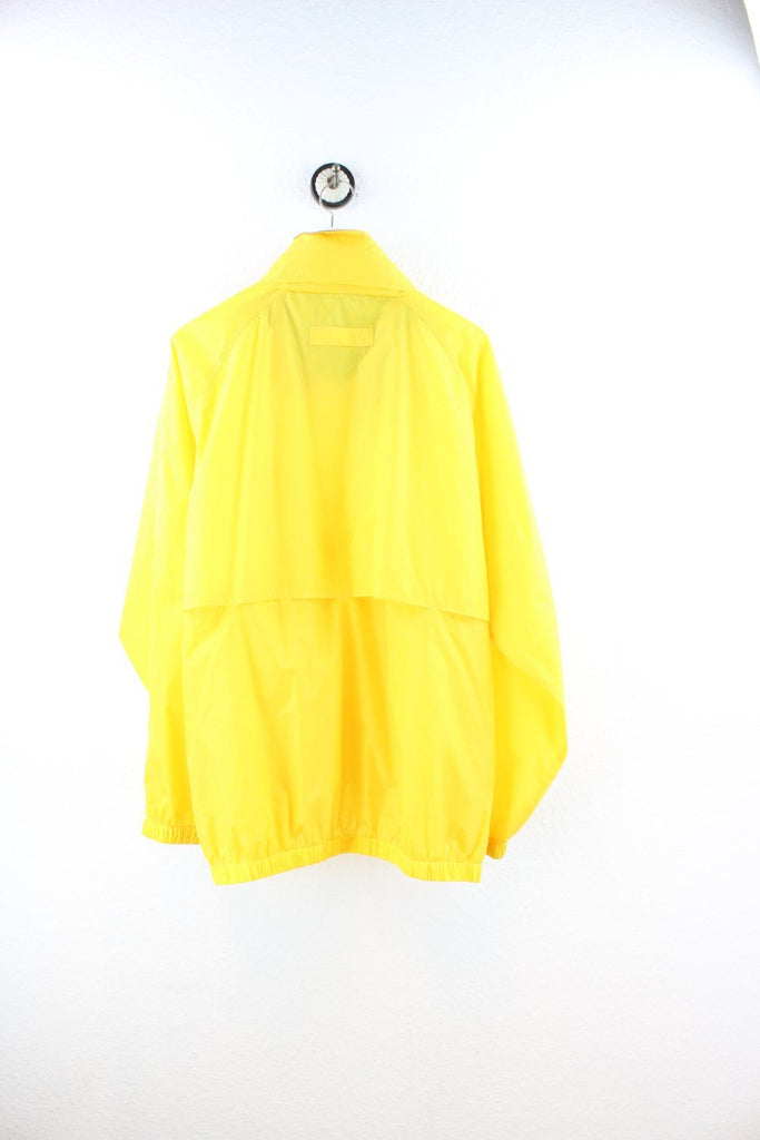 Vintage Yellow Polyester Work Jacket ( XL ) - Vintage & Rags