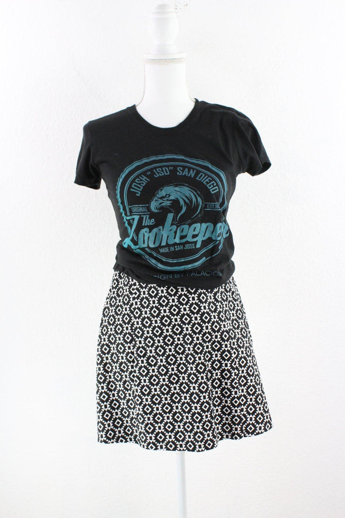 Vintage Zookeepers T-Shirt (S) Vintage & Rags