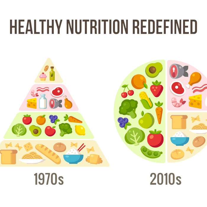Is the Classic Food Pyramid still Reliable Nowadays?