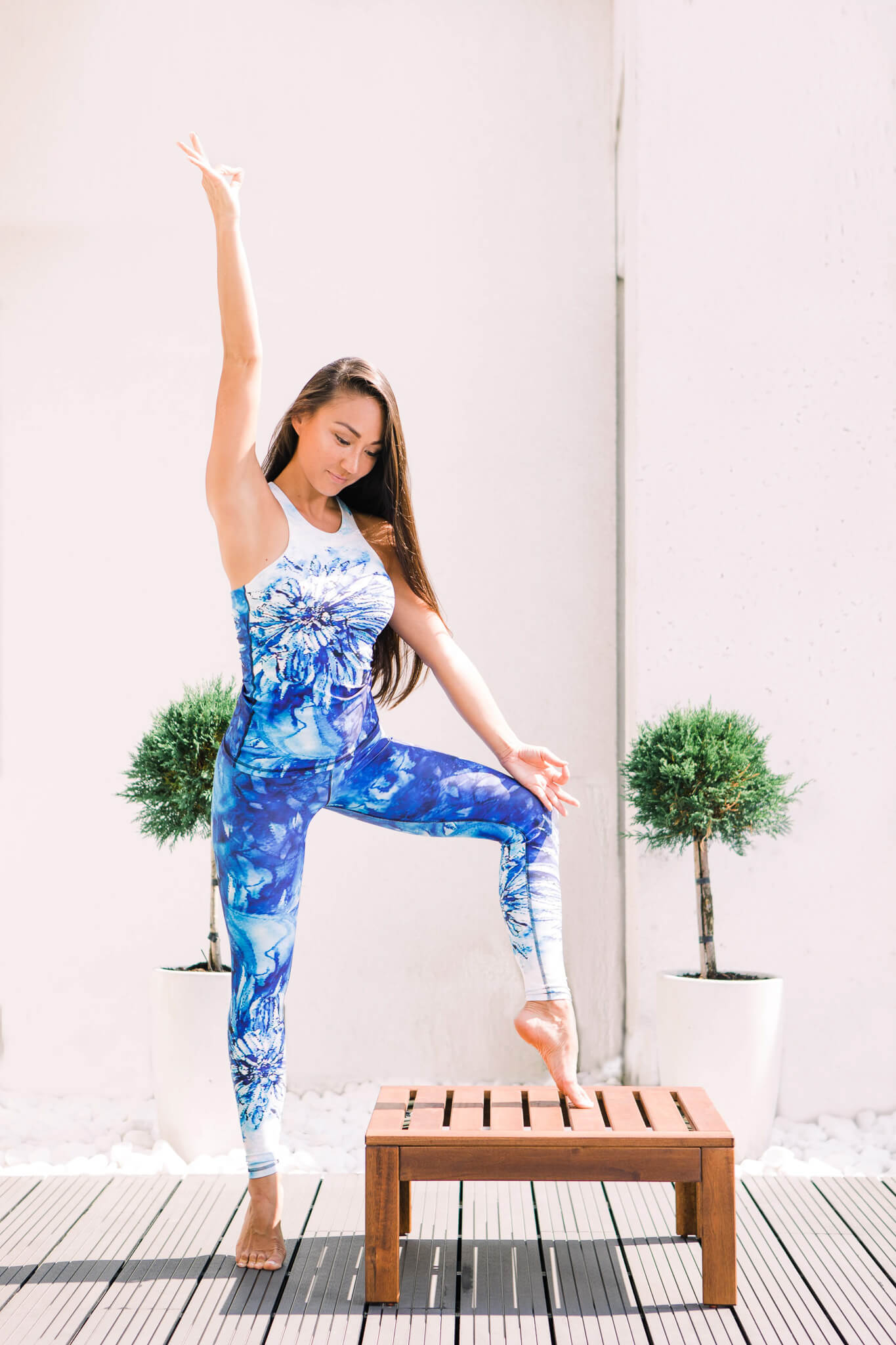 Harmony Yoga Leggings - BarbellPrincessUsa