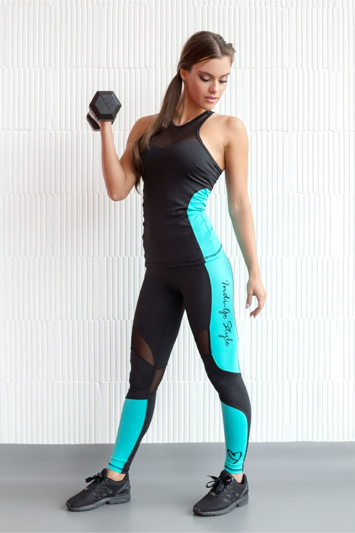 Hera Color Leggings - BarbellPrincessUsa