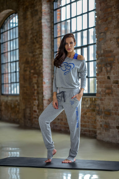 Om jogging Suit set Sweatshirt+pants - BarbellPrincessUsa