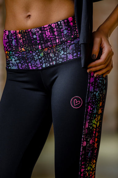 Chameleon workout Leggings - BarbellPrincessUsa