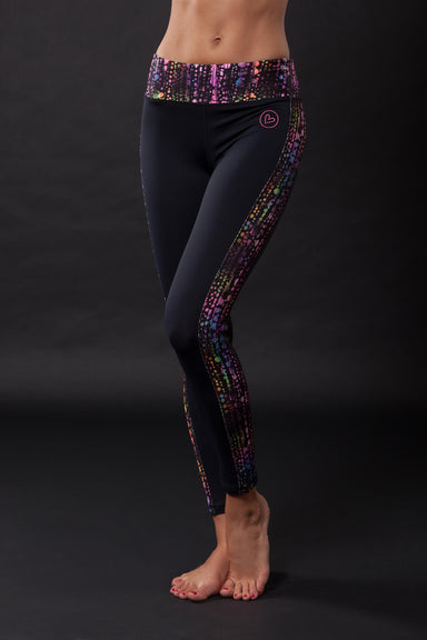 Chameleon Camil crop workout leggings - BarbellPrincessUsa