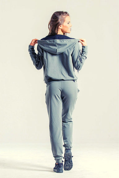 Keep Fit jogging Suit set Hoodie+pants - BarbellPrincessUsa