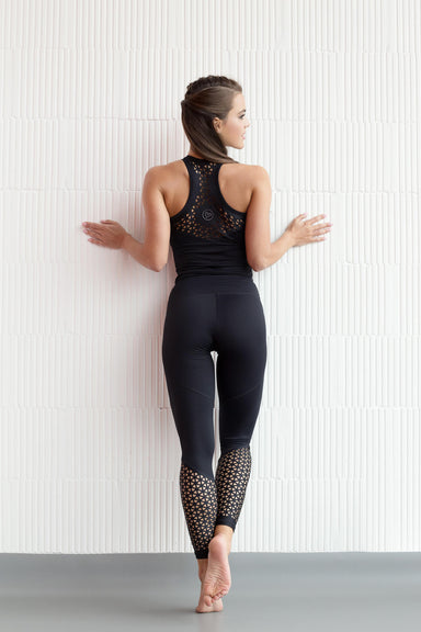 Laser Leggings - BarbellPrincessUsa